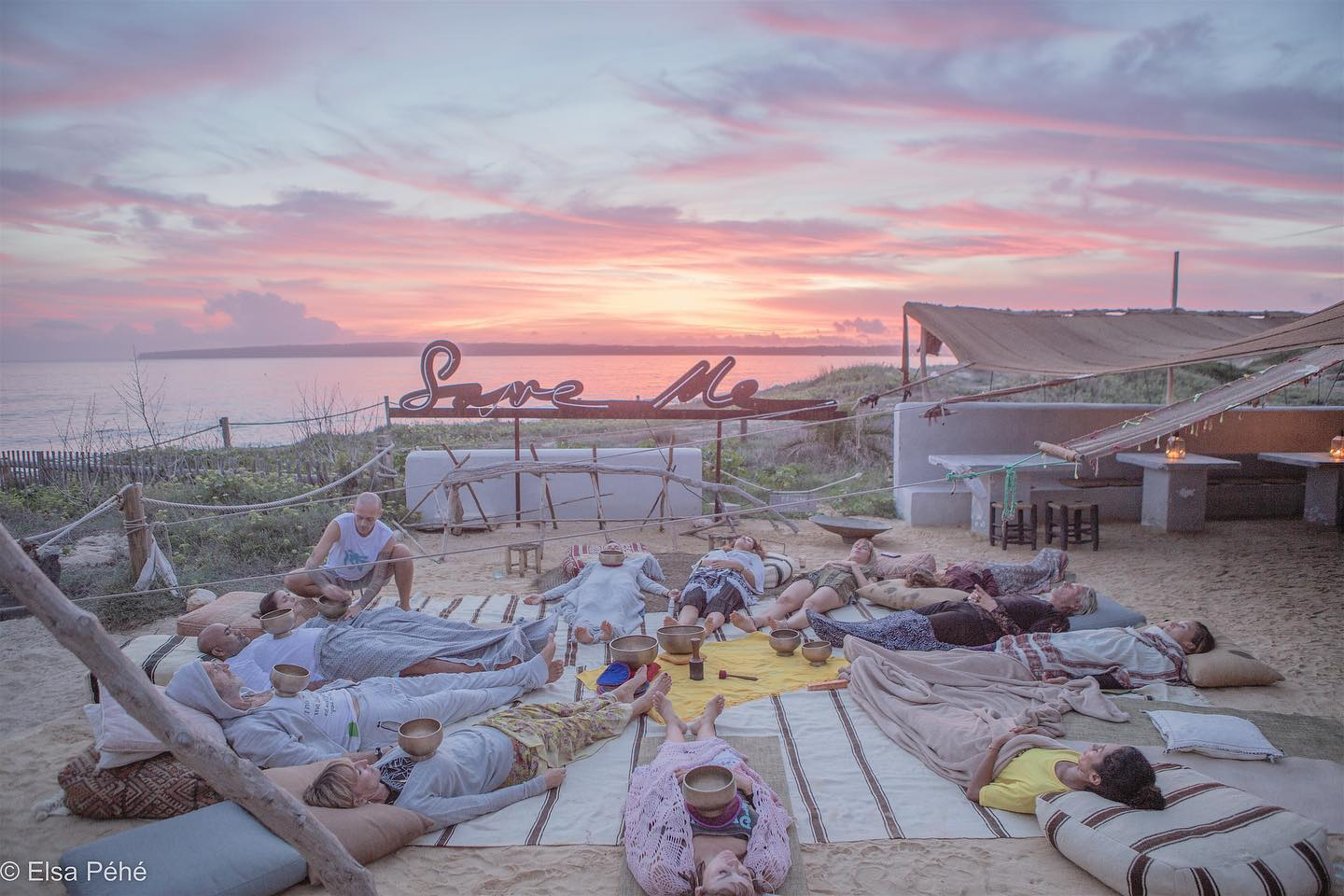 Yoga retreat in Formentera